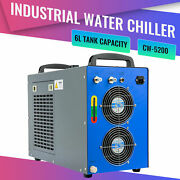 Industrial Water Chiller For Laband60w 70w 80w 90w 100w Co2 Laser Engraver Tubes