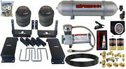Level Tow Assist Kit W/on Board Air Tank Control For 73-87 Chevy C20/k20 C20/k30
