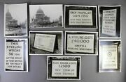 Short Stirling St Paulandrsquos Wings For Victory Week 1943 Original Ww2 Press Photos