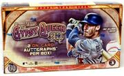 2021 Topps Gypsy Queen Baseball Hobby 10 Box Case Blowout Cards