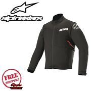 Alpinestars 3703519-13-l Session Race Motorcycle Jacket Black/red Free Shipping