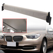Car Sunroof Sunshade Cover Visor Windshield For Bmw Gt5 F07 2010-2016 Gray