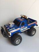 Vintage Ford Ranger 4x4 V8 Remote Control Truck Toy Only