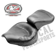 Wide Touring Seat Front Width-16in Plain Fxs Low Rider 1979 - 1982