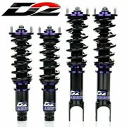 D2 Racing Rs Coilovers 36-way Shocks For 08-14 Mb C-class W204 Sedan Rwd D-me-07