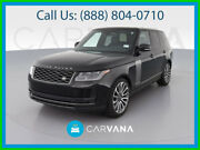 2018 Land Rover Range Rover Supercharged Sport Utility 4d Air Conditioning Daytime Running Lights Power Door Locks Panorama Moon Roof Air