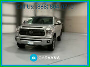 2021 Toyota Tundra Platinum Pickup 4d 5 1/2 Ft Afety Connect Lane Departure Alert Air Conditioning Knee Air Bags Power Door