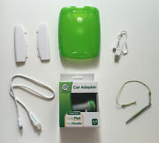 Leap Frog Leappad 2 Explorer Replacement Parts Battery Green Cover Stylus Cords