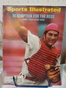 Johnny Bench Sports Illustrated Magazine March 13, 1972