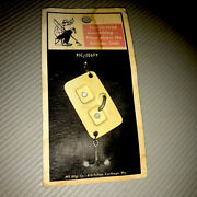 Cool Vintage Novelty Kitchen Sink Lure On The Card
