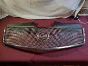 2003-2007 Cadillac Cts Eandg Classics Upper Chrome Mesh Grille Grill 03 04 05 06
