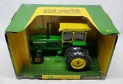John Deere 4320 Tractor W Hiniker Cab And Duals By Ertl 1/16 Collector Edition