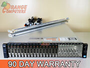 Dell R720xd 20-core Server 2x E5-2690 V2 3.0ghz 64gb 24x 1tb Sas H710p 2.5in Rps