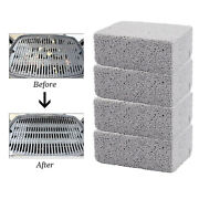 Grill Cleaning Brick 4'' Bbq Griddle Clean Block Bbq Rack Cleaner Caring