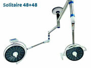 New Surgical Lights For Operation Theater Room Ot Double Dome High Lux Led Light