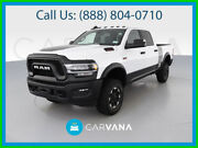 2020 Ram 2500 Power Wagon Pickup 4d 6 1/3 Ft Electronic Stability Control Daytime Running Lights Power Door Locks Uconnect