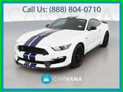 2016 Ford Mustang Shelby Gt350 Coupe 2d Cd/mp3 Single Disc Power Door Locks Backup Camera Advancetrac Technology Pkg
