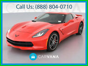 2016 Chevrolet Corvette Stingray Z51 Coupe 2d Active Stability Control Bluetooth Wireless Power Door Locks Dual Air Bags Alloy