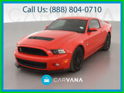 2014 Ford Mustang Shelby Gt500 Coupe 2d Hid Headlamps Power Door Locks Air Conditioning Side Air Bags Heated Seats Dual