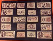 20 Different Fractional Currency Photos - Size Is 20 X 16 Ready To Frame - Nm