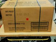 Mre 1 Sealed Case A 2012 Production March 2015 Inspection Date Rare Collectable