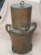 E And J All Brass Carbide Generator Antique 1909 1912 Model T Ford Others