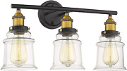 Bathroom Vanity Lights | 21 Inches Industrial Hallway Wall Sconce Antique Brass