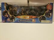 Doctor Who Genesis Of The Daleks Collectors Set 5 Action Figures Rare Bbc Nip
