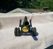 Cast Iron Big Bang Toy Cannon 18 Inch Long 10 Cc Charger