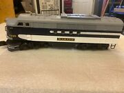 Lionel 6-38229 Wabash Bluebird Ft Engine Ln Condition With Box