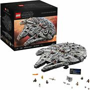 Lego Star Wars Ultimate Millennium Falcon 75192 Expert Building Kit And Starship