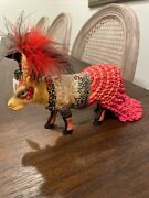 Cows On Parade Figurine Moolin Rouge Item 7734