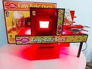Betty Crocker Easy-bake Oven 1973 Vintage Still Working, Incomplete With Box