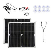 300w Solar Panel Battery Charging Kit Charger Controller Boat Caravan Home