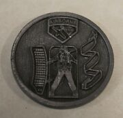 Jumpmaster Airborne 515 Vintage Army Challenge Coin / Special Forces / Ranger