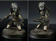 Limited Edition The Long Wolf Predator Alien Resin Rare Action Figure Statue Toy