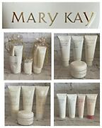 3pc Lot Vintage Mary Kay Gift Set Discontinued Buffing Hand Emollient Satin Hand