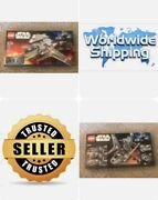 ✅lego Star Wars 8096 Emperor Palpatineand039s Shuttle 2-1b Medical Droid Sealed New