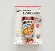 Big Mouth Campbells Spaghettios Decoy Can Secret Safe Protect Your Valuables