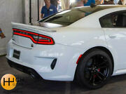 Dodge Charger Hellcat Spoiler Painted Factory White Code Pw7 Lifetime Warranty
