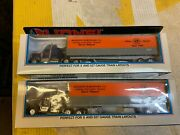 Pack Of 2 Lionel 0 And027 Tractor And Trailer Madison Hardware Co.6-52025 New
