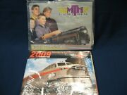 Mth Electric Trains Vls Two 2009/01 Catalogs For Railking Premier O Gauge Sealed