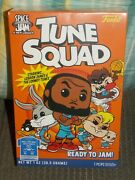 Funko T-shirt X-large Space Jam New Legacy Tune Squad Lebron Bugs Cereal Box