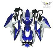 Gl Injection New Fairing Cowl Fit For Suzuki 2008-2010 Gsxr600/750r A009
