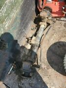 Ford New Holland Cm274 Tractor Mower Rear Differential Axle Assembly Complete