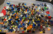 Huge Lego Mixed Lot 25lbs+ All Kinds Of Sizes, Pieces, Figures, Accessories