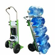 Electric Folding 800w Stair Climbing Hand Truck Cart Dolly 440lb. Max Load New 2