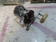 Penn Jigmaster 500 Fishing Reel Made In Usa Nice Condition Serviced