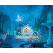 Disney Fine Art - A Dream Is A Wish Your Heart Makes