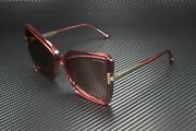 Tom Ford Gia Ft0766 72y Transp Pink Rose Gold Lt Rose 63 Mm Womenand039s Sunglasses